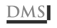 Logo DMS grau