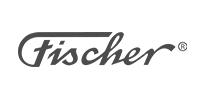 Logo Fischer grau