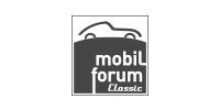 Logo mobilforum Classic grau