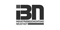 Logo IBN Neustadt grau